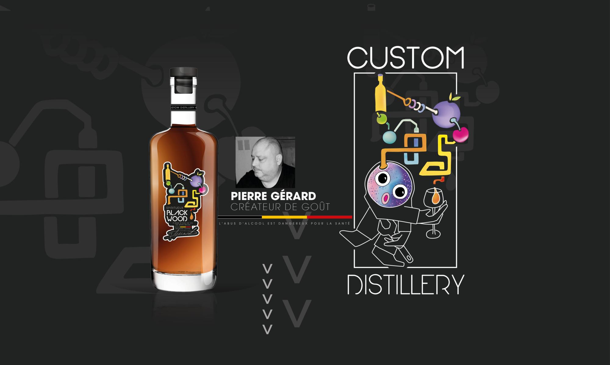 Custom Distillery